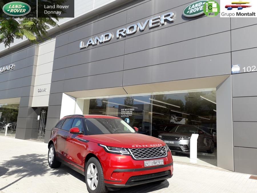 LAND ROVER Range Rover Velar Rojo Diesel Automático 4x4 SUV 5 puertas 2019