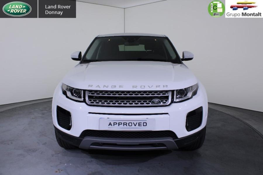 LAND ROVER Range Rover Evoque Blanco Diesel Manual 4x4 SUV 5 puertas 2019
