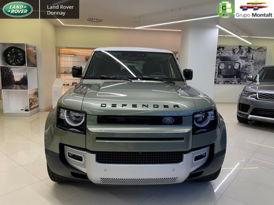 LAND ROVER Defender Verde Diesel Automático 4x4 SUV 5 puertas 2020