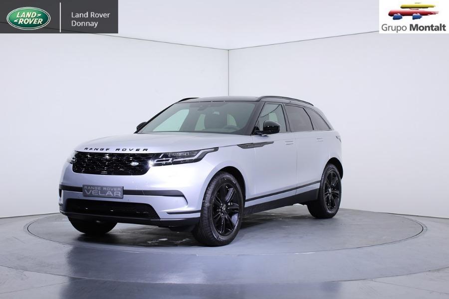 LAND ROVER Range Rover Velar Gris / Plata Diesel Automático 4x4 SUV 5 puertas 2018