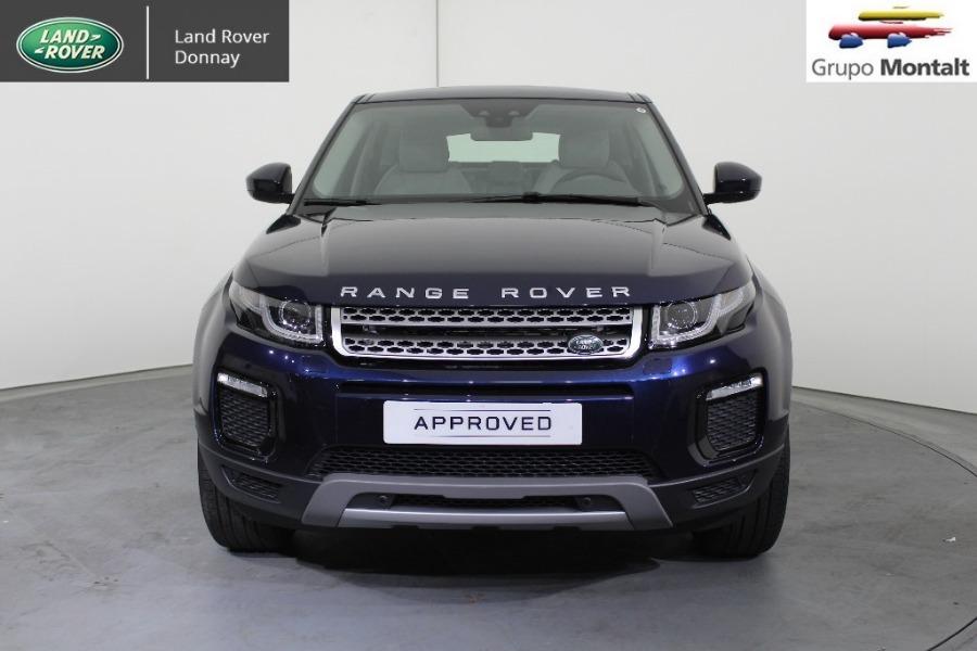 LAND ROVER Range Rover Evoque Azul Diesel Automático 4x4 SUV 5 puertas 2018