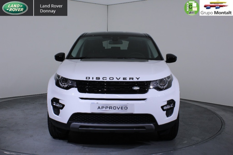 LAND ROVER Discovery Sport Blanco Diesel Automático 4x4 SUV 5 puertas 2020