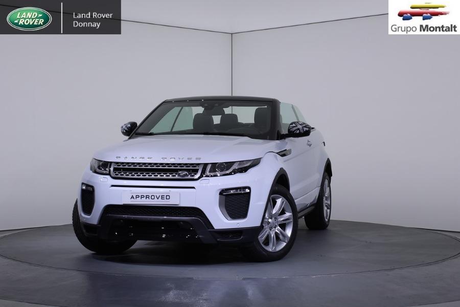 LAND ROVER Range Rover Evoque Blanco Diesel Automático 4x4 SUV 2 puertas 2017