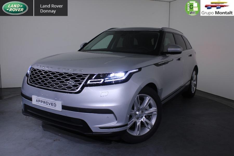 LAND ROVER Range Rover Velar Gris / Plata Diesel Automático 4x4 SUV 5 puertas 2019