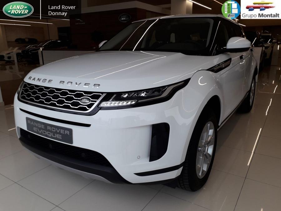 LAND ROVER Range Rover Evoque Blanco Gasolina Automático 4x4 SUV 5 puertas 2019