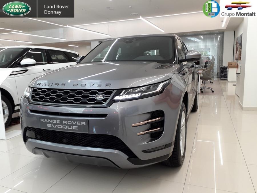 LAND ROVER Range Rover Evoque Gris / Plata Gasolina Automático 4x4 SUV 5 puertas 2019