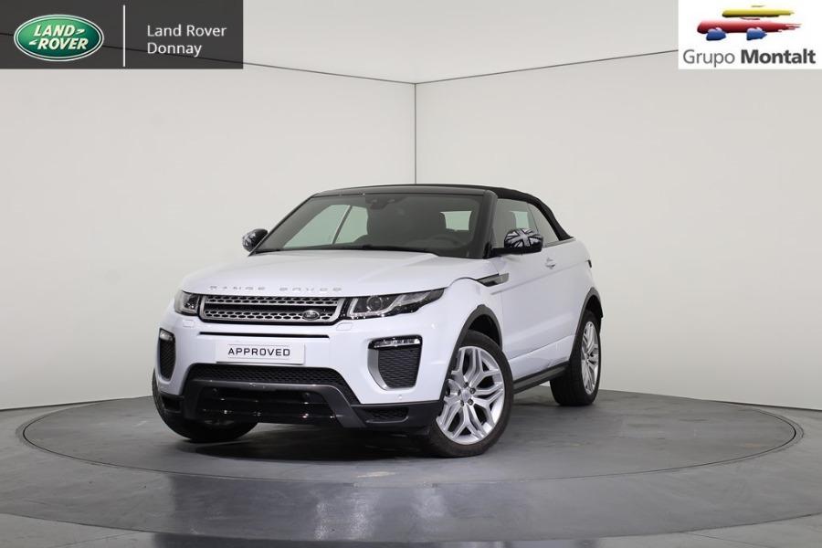 LAND ROVER Range Rover Evoque Blanco Diesel Automático 4x4 SUV 2 puertas 2018