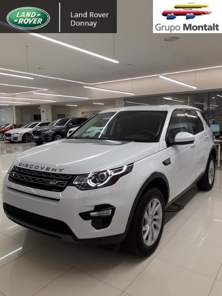 LAND ROVER Discovery Sport Blanco Diesel Automático 4x4 SUV 5 puertas 2018