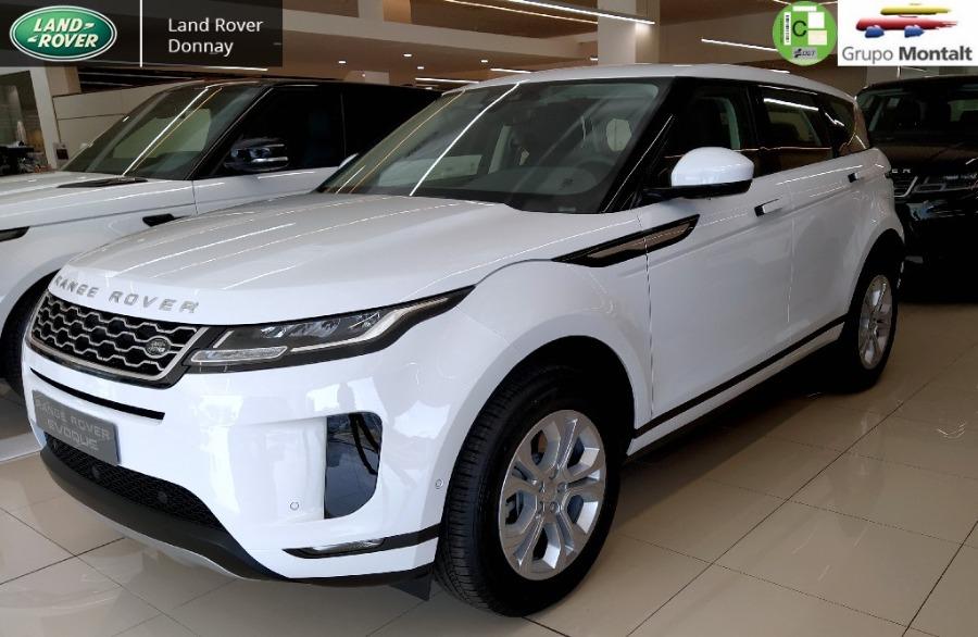 LAND ROVER Range Rover Evoque Blanco Diesel Manual 4x4 SUV 5 puertas 2021