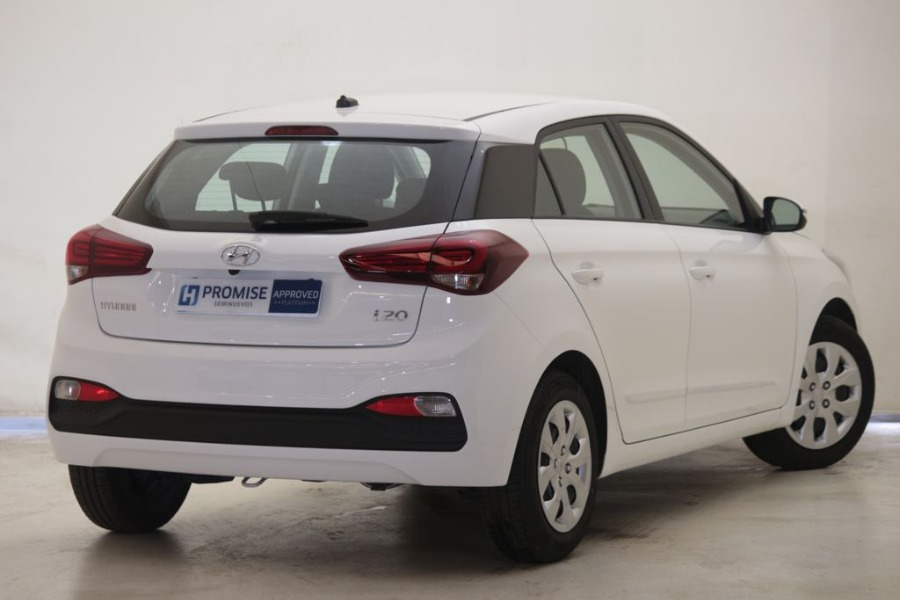 HYUNDAI i20 Blanco Gasolina Manual Berlina 5 puertas 2019