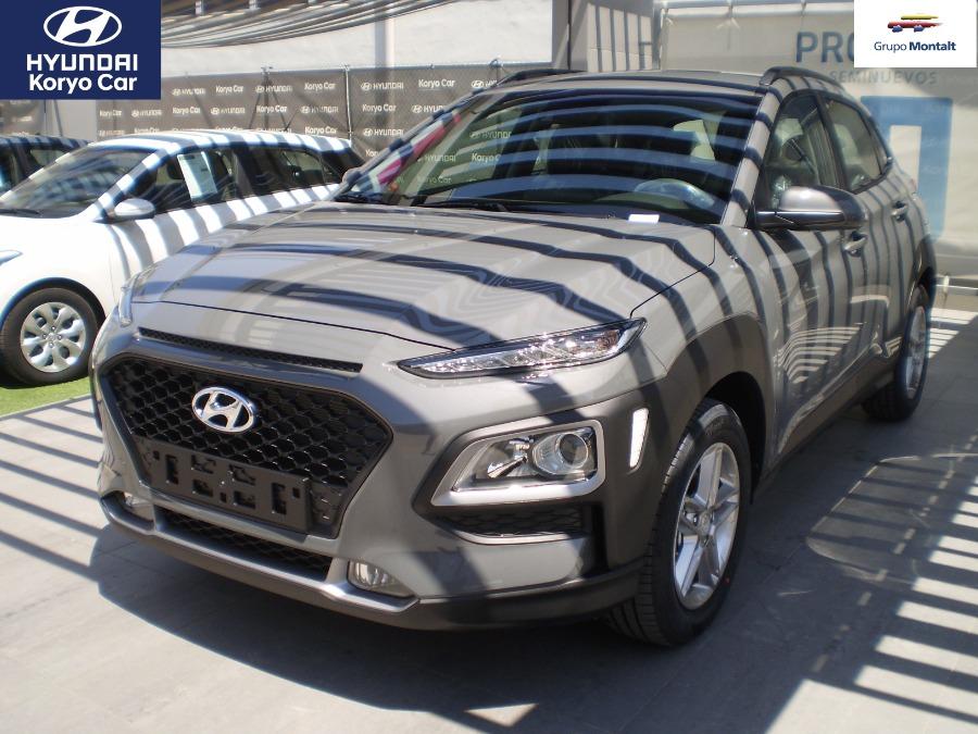 HYUNDAI Kona Gris / Plata Gasolina Manual 4x4 SUV 5 puertas 2018