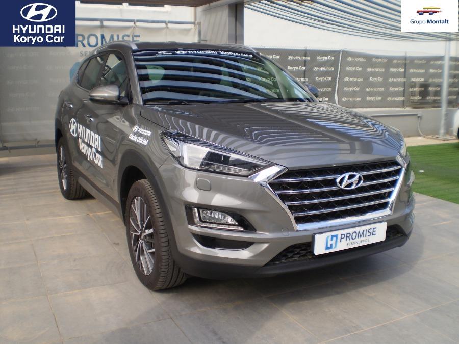 HYUNDAI TUCSON Marrón Gasolina Manual 4x4 SUV 5 puertas 2018
