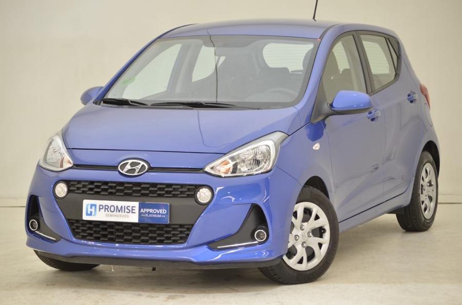 HYUNDAI i10 Azul Gasolina Manual Berlina 5 puertas 2019