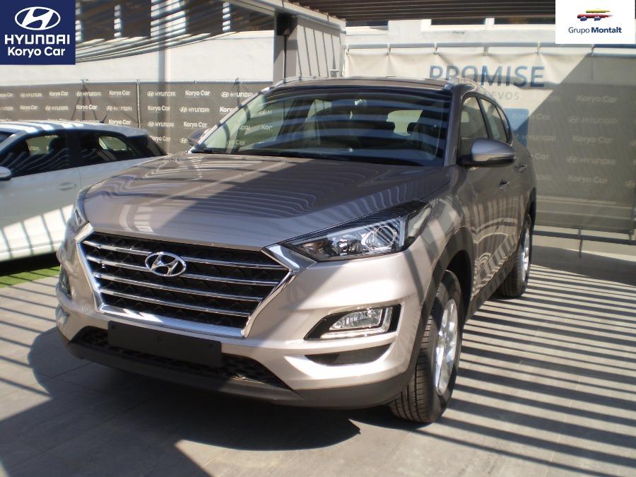 HYUNDAI TUCSON Beige Gasolina Manual 4x4 SUV 5 puertas 2019