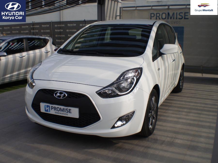 HYUNDAI ix20 Blanco Gasolina Manual Monovolúmen 5 puertas 2018