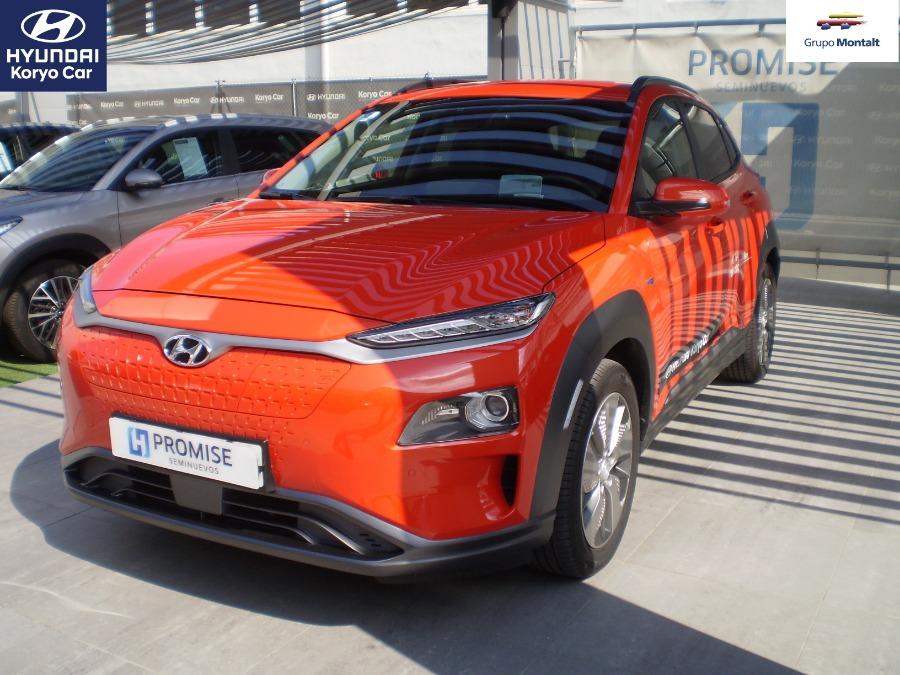 HYUNDAI Kona Naranja Eléctrico / Híbrido Automático 4x4 SUV 5 puertas 2018