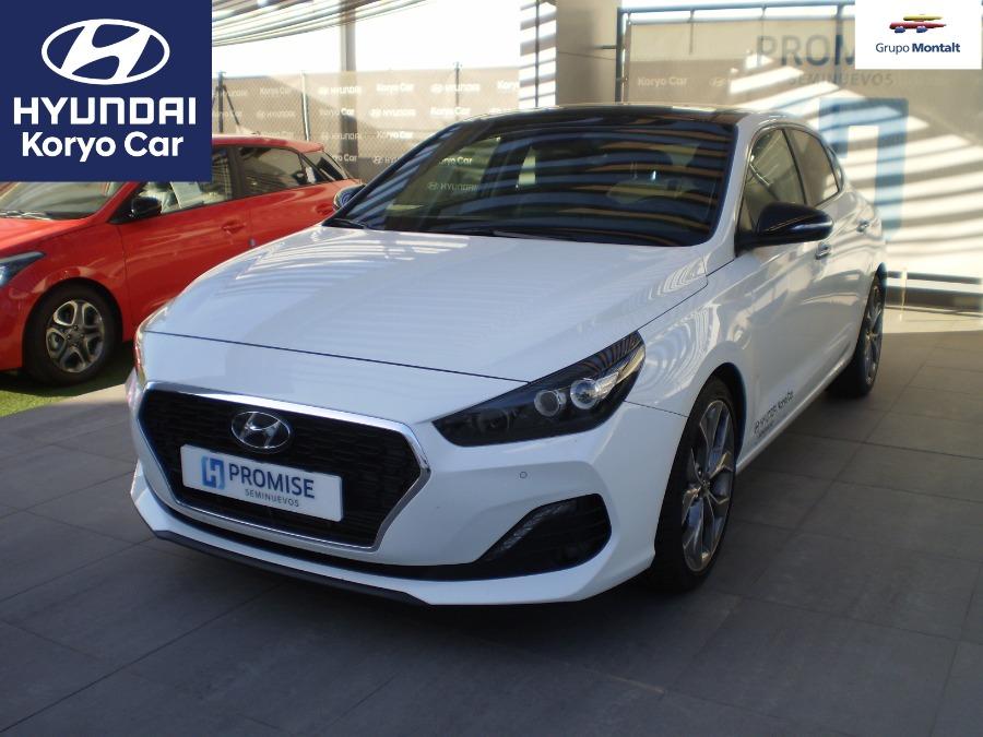 HYUNDAI i30 Blanco Gasolina Automático Berlina 5 puertas 2019