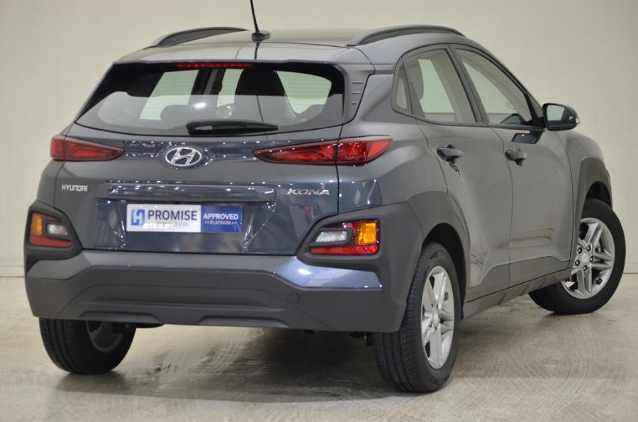 HYUNDAI Kona Negro Gasolina Manual 4x4 SUV 5 puertas 2019