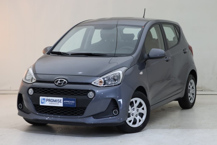 HYUNDAI i10 Gris / Plata Gasolina Manual Berlina 5 puertas 2018