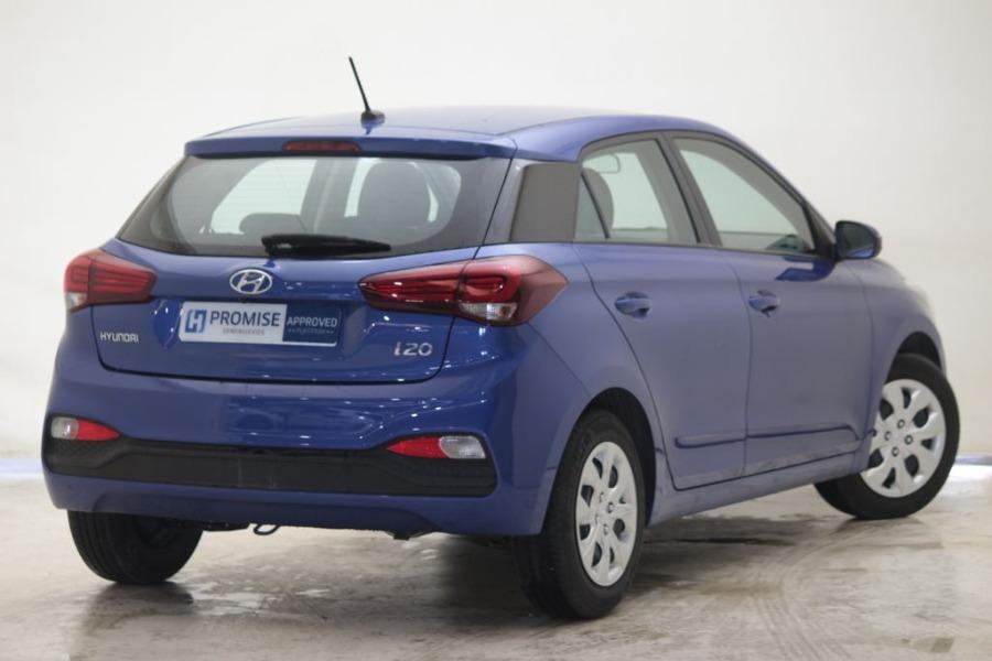 HYUNDAI i20 Azul Gasolina Manual Berlina 5 puertas 2019