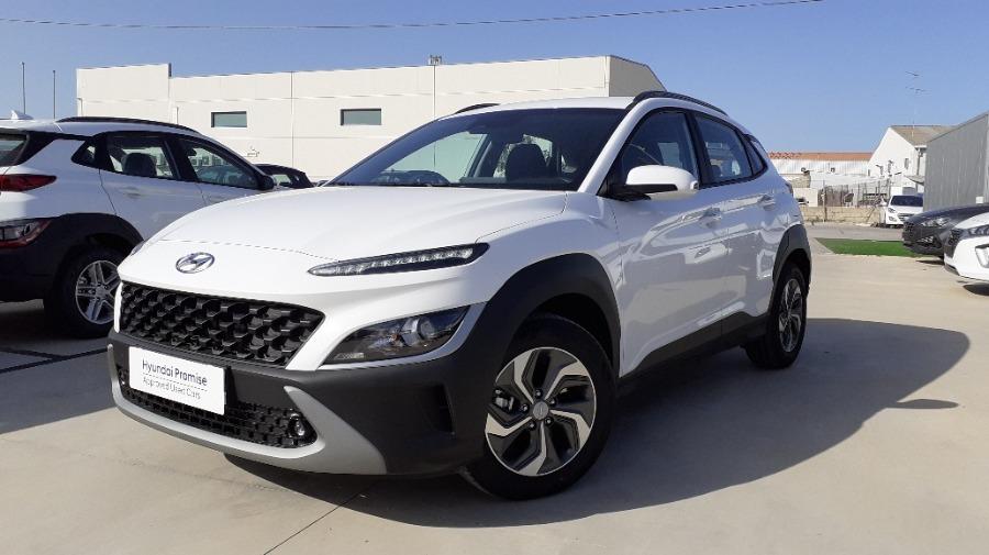 HYUNDAI Kona Blanco Eléctrico / Híbrido Automático 4x4 SUV 5 puertas 2021