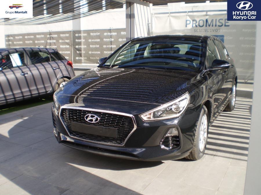 HYUNDAI i30 Negro Gasolina Manual Berlina 5 puertas 2018