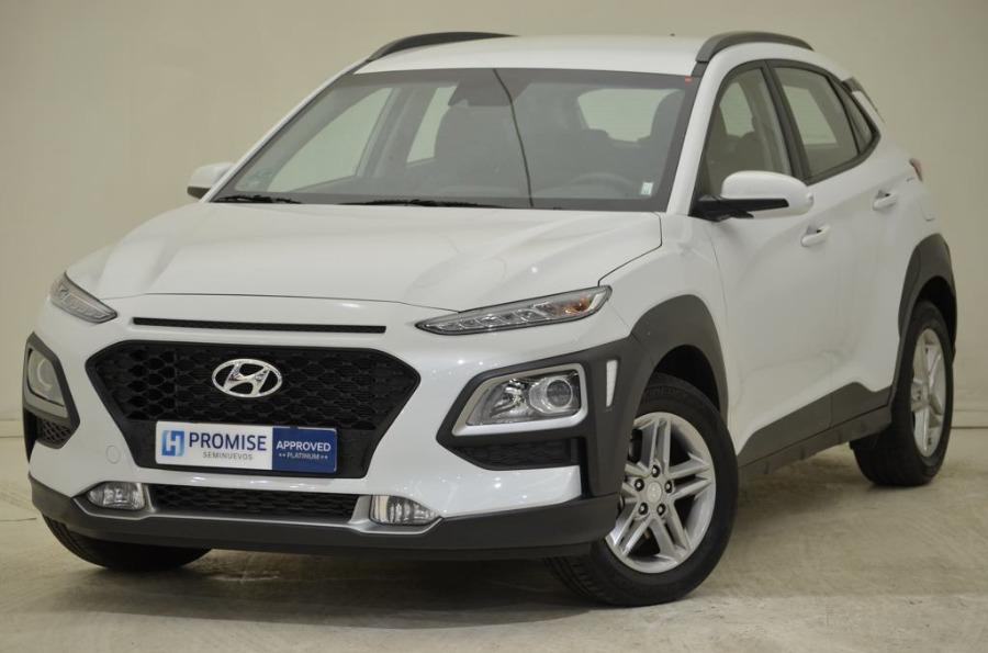 HYUNDAI Kona Blanco Gasolina Manual 4x4 SUV 5 puertas 2018