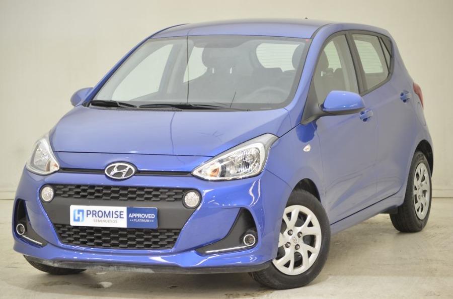 HYUNDAI i10 Azul Gasolina Manual Berlina 5 puertas 2018