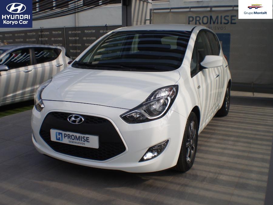 HYUNDAI ix20 Blanco Gasolina Manual Monovolúmen 5 puertas 2019