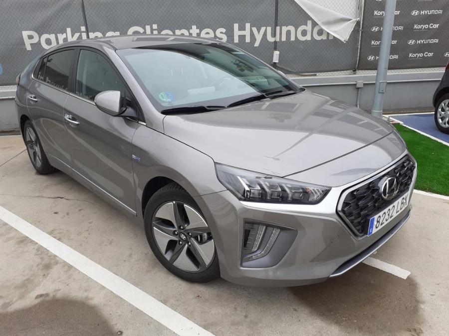 HYUNDAI IONIQ Gris / Plata Eléctrico / Híbrido Automático Berlina 5 puertas 2019