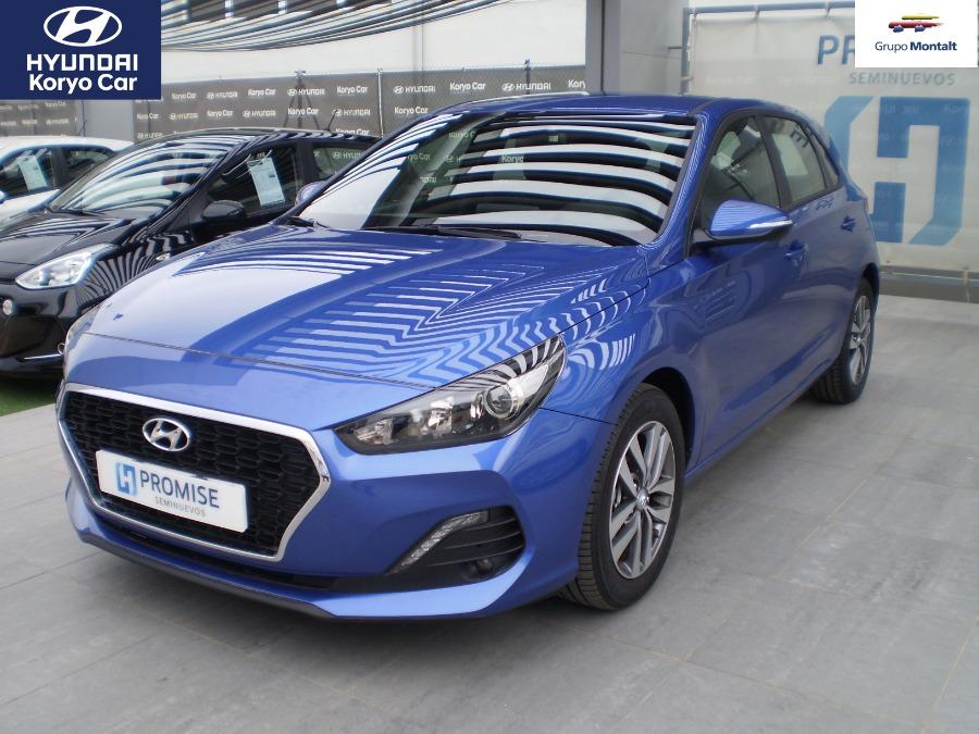HYUNDAI i30 Azul Gasolina Manual Berlina 5 puertas 2018