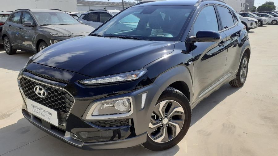 HYUNDAI Kona Negro Eléctrico / Híbrido Automático 4x4 SUV 5 puertas 2020