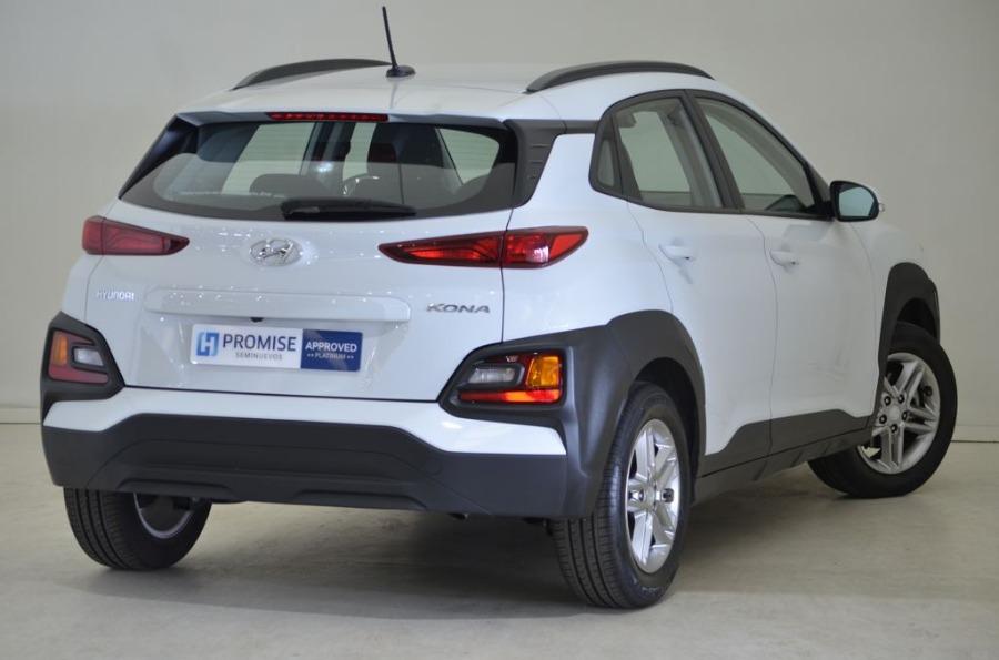 HYUNDAI Kona Blanco Gasolina Manual 4x4 SUV 5 puertas 2019