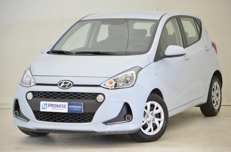 HYUNDAI i10 Gris / Plata Gasolina Manual Berlina 5 puertas 2019