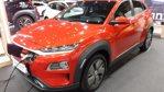 HYUNDAI Kona Naranja Eléctrico / Híbrido Automático 4x4 SUV 5 puertas 2020