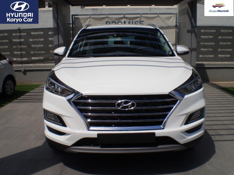 HYUNDAI TUCSON Blanco Eléctrico / Híbrido Manual 4x4 SUV 5 puertas 2019