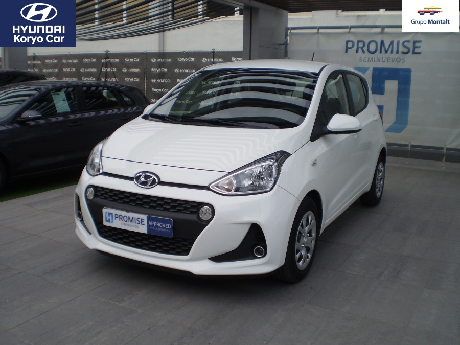 HYUNDAI i10 Blanco Gasolina Manual Berlina 5 puertas 2018