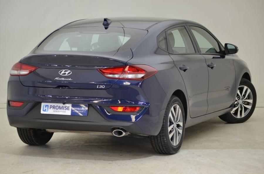 HYUNDAI i30 Azul Gasolina Manual Berlina 5 puertas 2019