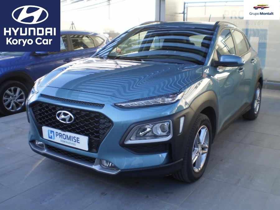 HYUNDAI Kona Azul Gasolina Manual 4x4 SUV 5 puertas 2018