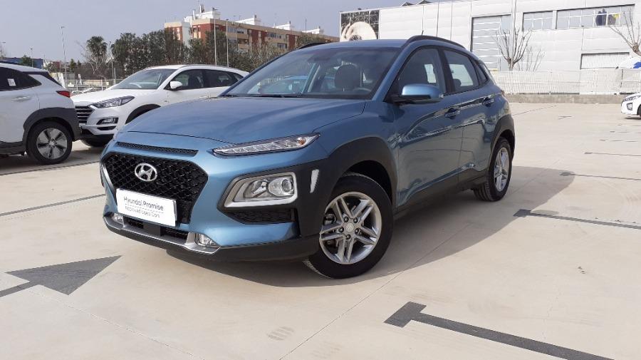 HYUNDAI Kona Azul Gasolina Manual 4x4 SUV 5 puertas 2019