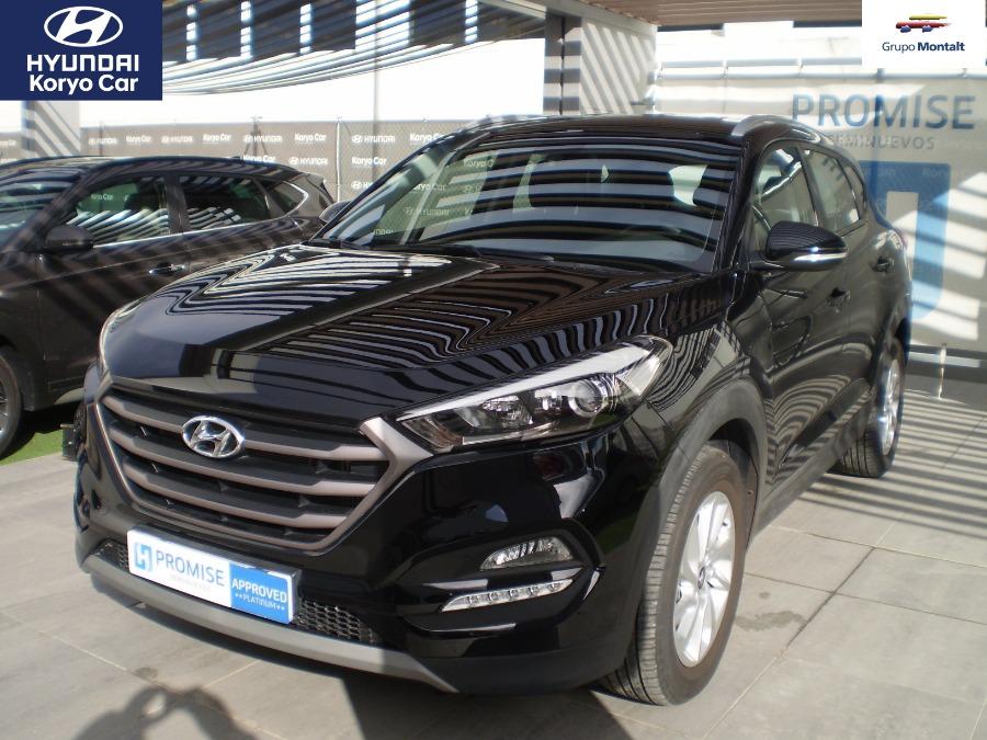 HYUNDAI TUCSON Negro Diesel Manual 4x4 SUV 5 puertas 2018