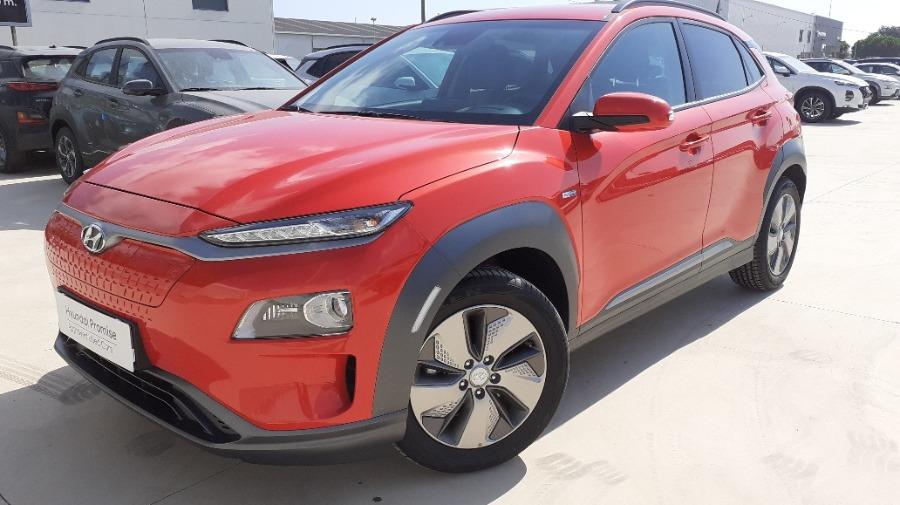 HYUNDAI Kona Naranja Eléctrico / Híbrido Automático 4x4 SUV 5 puertas 2019