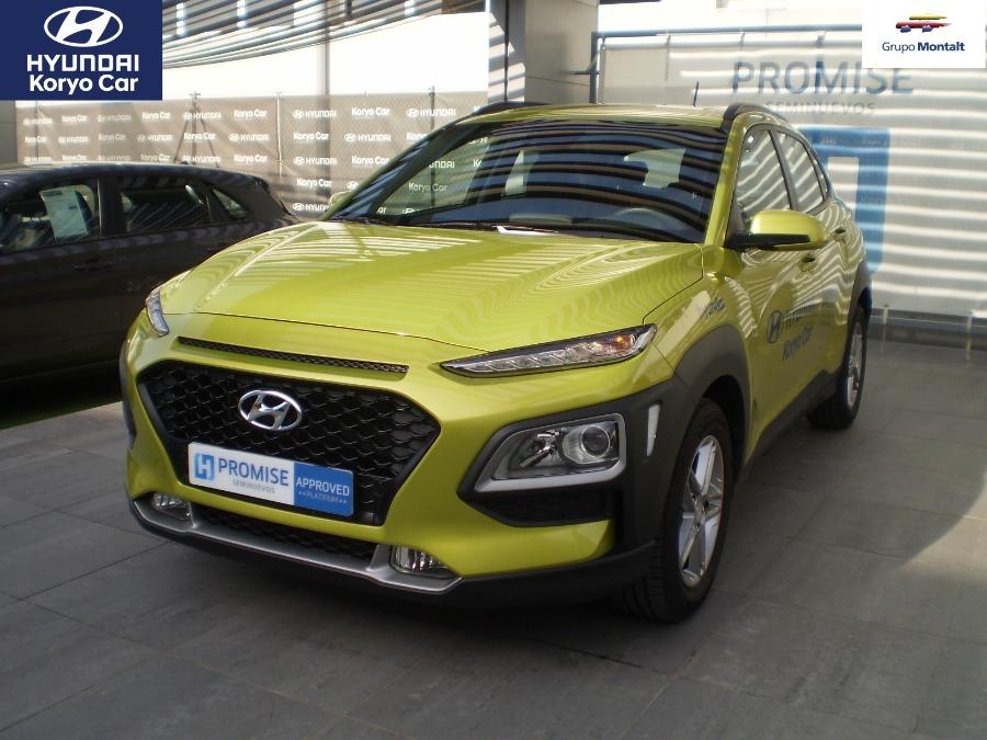 HYUNDAI Kona Amarillo Gasolina Manual 4x4 SUV 5 puertas 2018