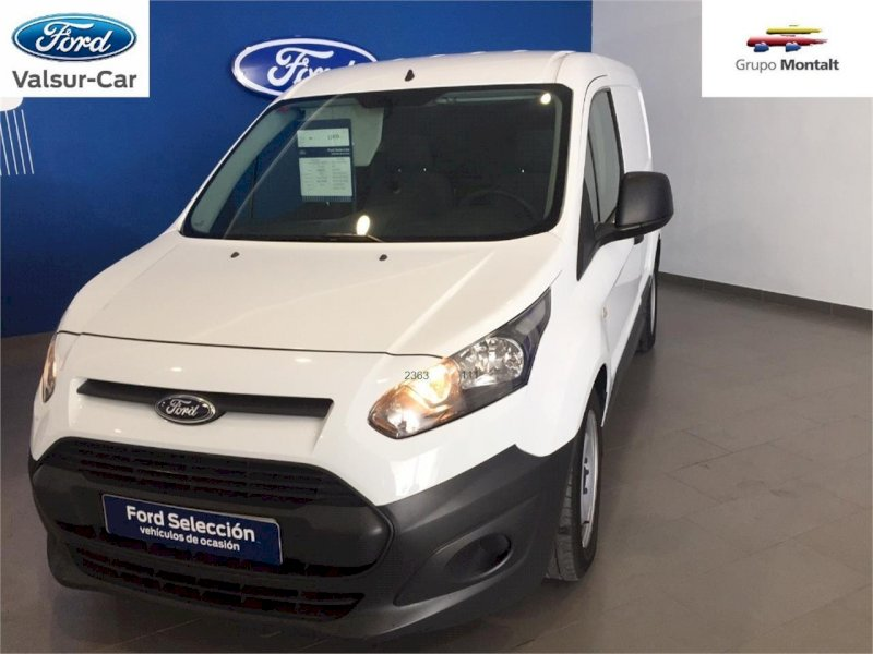 FORD Transit Connect Blanco Diesel Manual Industriales 4 puertas 2014