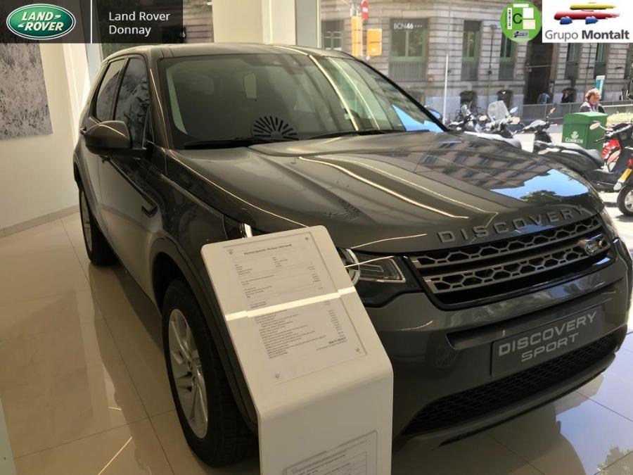 LAND ROVER Discovery Sport Gris / Plata Diesel Automático 4x4 SUV 5 puertas 2019