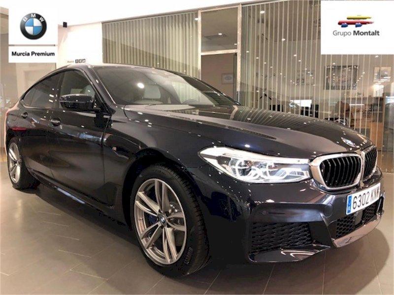 BMW Serie 6 Azul Diesel Automático Berlina 5 puertas 2018