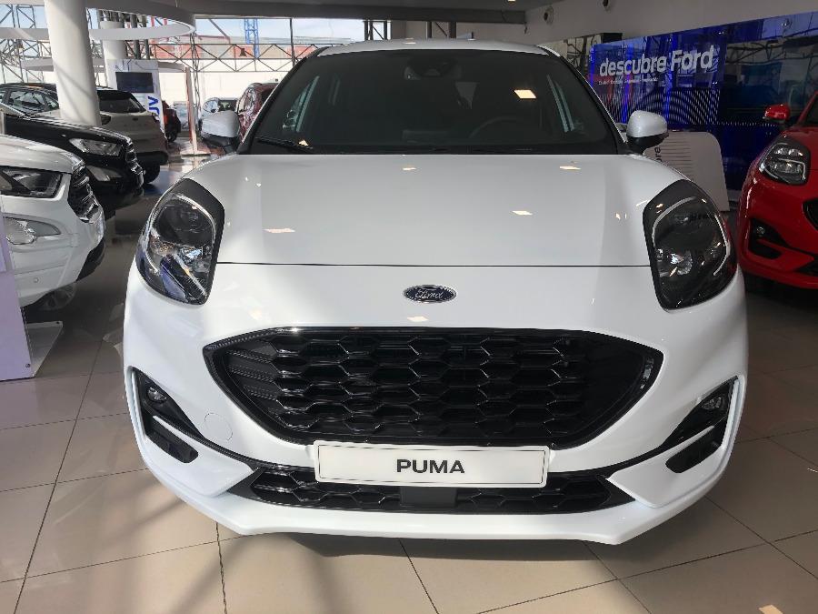 FORD Puma Blanco Eléctrico / Híbrido Manual 4x4 SUV 5 puertas 2020