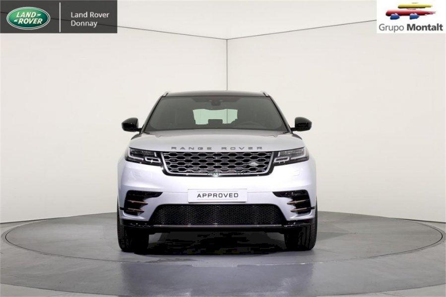 LAND ROVER Range Rover Velar Gris / Plata Gasolina Automático 4x4 SUV 5 puertas 2017