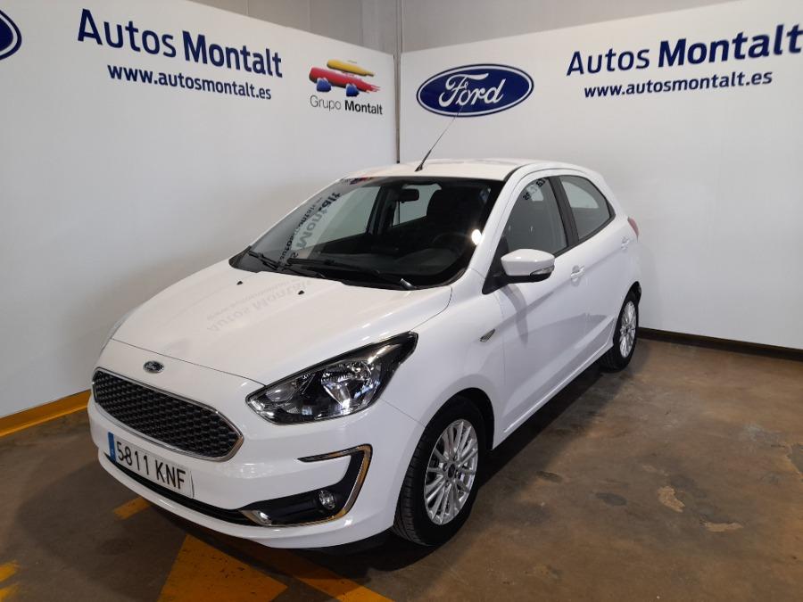 FORD Ka+ Blanco Gasolina Manual Berlina 5 puertas 2018