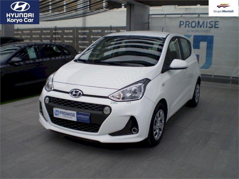 HYUNDAI i10 Blanco Gasolina Manual Berlina 5 puertas 2018